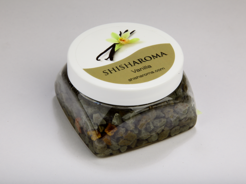 Dampfsteine shisharoma vanille